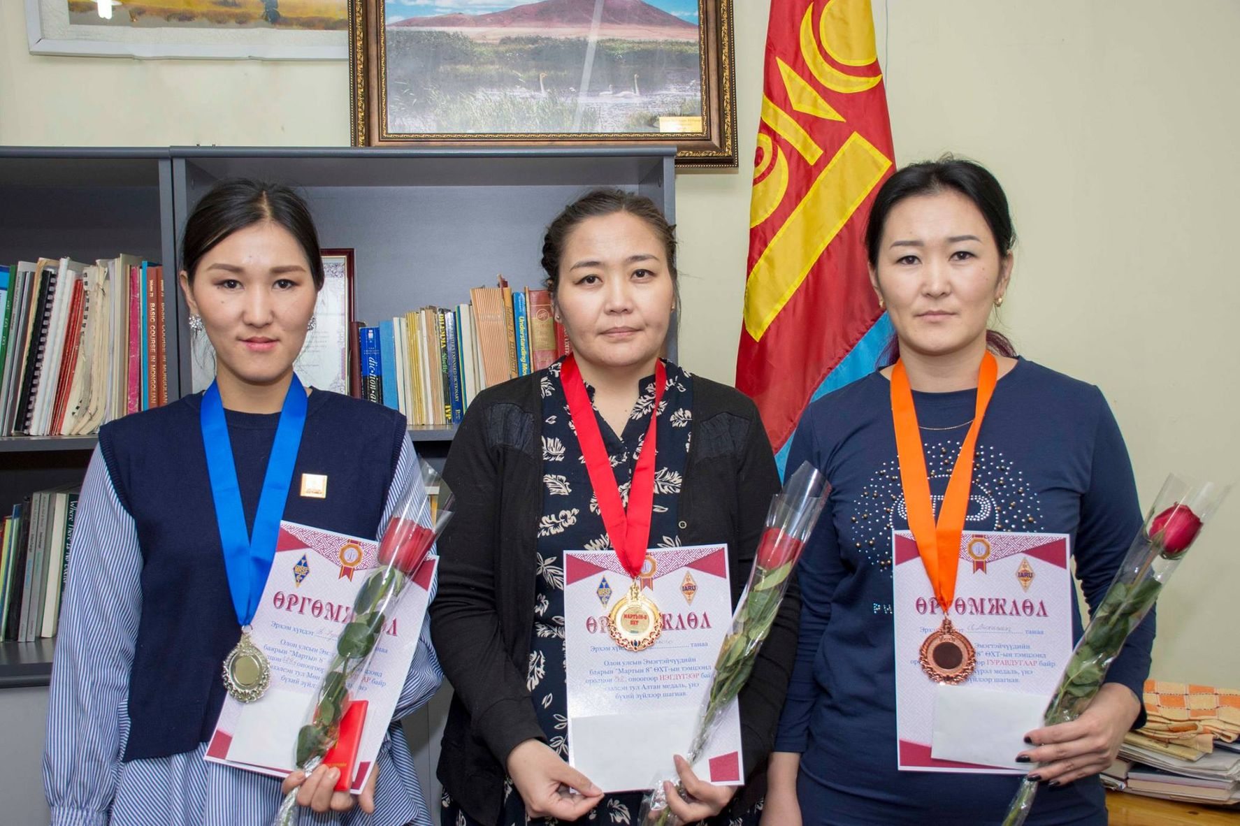 HST women competition Ulaanbaatar 2019